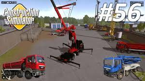 Construction Simulator 2015 56 Mods Sind Toll German Gameplay