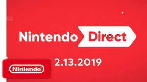Nintendo Direct 2.13.2019 - YouTube