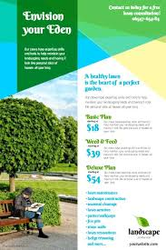 lawn care templates create amazing lawn care flyers by customizing our easy to use