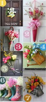 ideas for front door decor