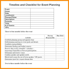Event Planner Excel Events Planning Checklist Excel Wedding Samples In Planner Birthday