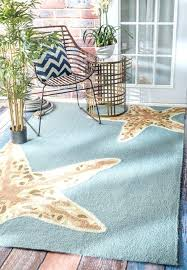 beach themed area rugs rug best coastal and outdoor round