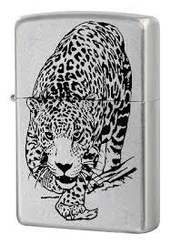 <b>Зажигалка Zippo</b> (205 <b>Leopard</b>) <b>Leopard</b> с покрытием Satin ...