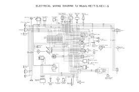 toyota corolla service manual body 1969 page s5 05 100dpi s5 05 electrical wiring diagram for models ke17 s ke11 s