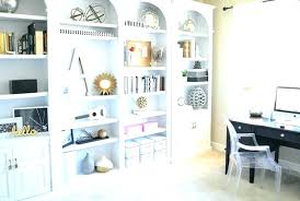 Home office wall shelving Diy Office Wall Shelving Home Office Wall Shelving Tactacco Office Wall Shelving Home Office Designs That Abound With Simplicity