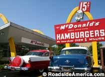 McDonald s, wikipedia, wolna encyklopedia