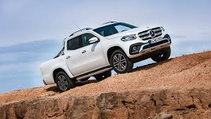 Fancy up your truck life with the 2018 Mercedes-Benz X-Class - Roadshow