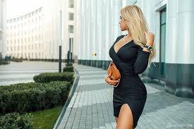 Busana muslim anak / jual baju muslim anak calista. Femmes Blonde Pois Cheveux Longs Robe Rouge Collier Danse Femmes En Plein Air Fond D Ecran Hd Wallpaperbetter