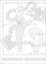 king tut coloring pages head worksheet captivating p king tut coloring page