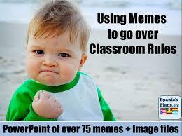 Classroom Memes on Pinterest | Classroom Rules Memes, Class Rules ... via Relatably.com