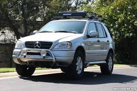 mercedes ml roof racks should i put a safari roof rack on my ml430 page 3 mercedes