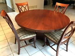 48 inch round table with 5 chairs kitchen dining furniture marvellous cool bench and bordeaux pc