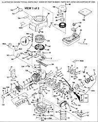 Tecumseh tvm125 60238l parts diagrams