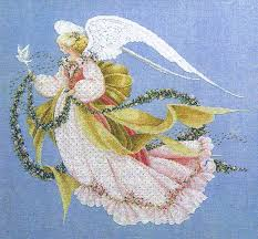 Angel Cross Stitch Patterns Inspiration Angel Of Summer Cross Stitch Pattern By Lavender Lace