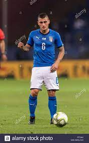 Marco Verratti (Italy) during the UEFA Nations League Friendly match  between Italy 1-1 Ukraine at