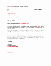 Overdue Account Others Effect Letter Requesting Payment For Overdue Account Fresh