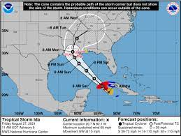 Tropical storm ida intensified as it swirled toward a strike on cuba on friday, showing hallmarks of a rare, rapidly intensifying storm that could hammer louisiana as a major hurricane. 6gxbssz46uoevm