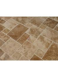 tuscany noce french pattern travertine tile