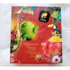<b>Чай</b> в пакетиках <b>Curtis</b> Dessert <b>tea</b> collection | Отзывы покупателей