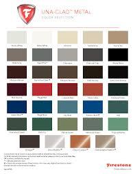Color Charts Par Troy Metals Llc