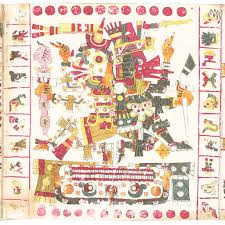 visual culture of the nacirema chagoya s printed codices art in fig 1e anonymous pre columbian probably nahuatl detail of
