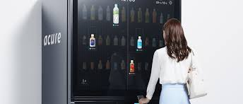 Innovative Vending Machines Simple Two New Vending Machines Hightech Cashless Versus OldSchool