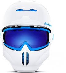 Ruroc Size Chart Ruroc Rg1 Dx Full Face Snowboard Ski Helmet S White Ice