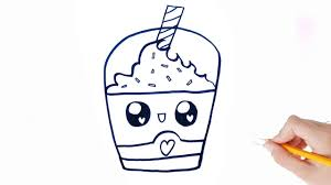 starbucks coffee cup drawing.  Cup HOW TO DRAW A STARBUCKS COFFEE CUP  CUTE AND KAWAII To Starbucks Coffee Cup Drawing L