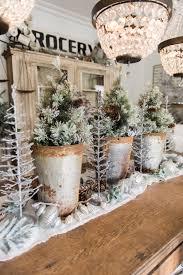 Rustic Glam Farmhouse Christmas Dining Room - Liz Marie Blog