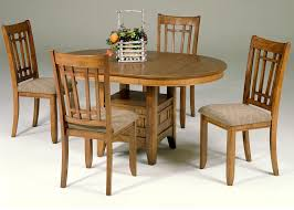 Liberty Furniture Santa Rosa 5Piece Pedestal Table Set  Item Number 25