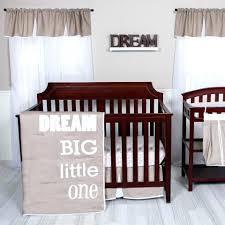 trend lab trend lab dream big little one 3 piece crib bedding set trend lab crib