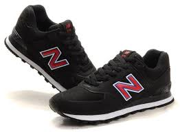 new balance shoes red and black. new balance 574 homme ms574uf noir rouge shoes red and black