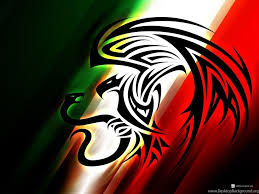 mexican flag eagle wallpaper. Exellent Flag And Mexican Flag Eagle Wallpaper E