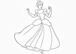 Small Picture 20 Free Printable Princess Cinderella Coloring Pages