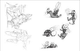 Disney Sketchbook ディズニーアニメーションスケッチ画集 ウォルト