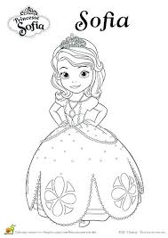 Sofia The First Mermaid Coloring Pages Page Name 3 Princess Colori