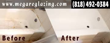 luxury porcelain refinishing company collection bathroom with
