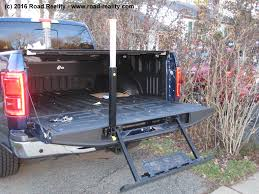 2015 Ford F-150 Tailgate Step 1 « Road Reality