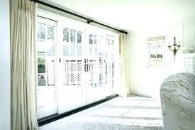 big sliding glass doors door curtains large all about home design oversized how much do cost