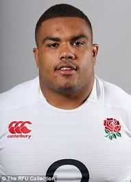 Opportunity: Kyle Sinckler (left) and Will Collier could get a chance to shine for England against the Barbarians - article-2641856-1E46DCC700000578-357_306x423