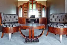 deco office. ART DECO OFFICE FEATURING CHAIRS AND BOOKCASE CUSTOM DESIGNED Deco Office O