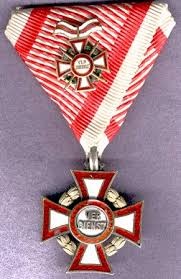 Afbeeldingsresultaat voor Militärverdienstkreuz kleindekoration