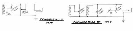 need wiring diagram for gibson thunderbird com