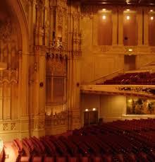 San Diego Copley Symphony Hall Stage 980 X 1024 In 2019
