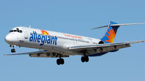 Budget Airline Allegiant Air Flies Directly Over Hurricane Florence ...