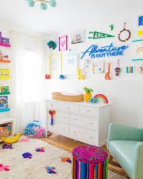 colorful bedroom transformations