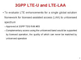 laa regulatory requirements spectrum