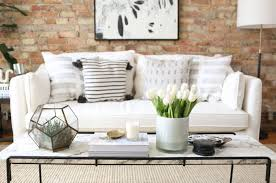interior 15 narrow coffee table ideas for small spaces living room entertaining decor trending 6