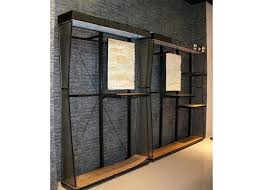 full size of wall mounted shelving units for bathrooms with glass doors home depot customized systems