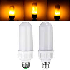 flaming led light bulb energy efficient light bulbs flame effect best led light bulbs